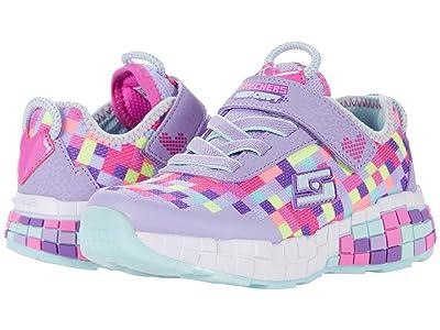 SKECHERS KIDS Sport Power Pixels (Little Kid/Big Kid) Girls Shoes