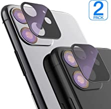Compatible iPhone 11 Camera Lens Protector [2 Pack] Ultra...