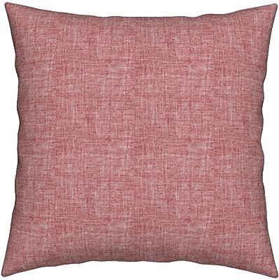 Amazon.com: XXT-pillow Thick Linen Pillow Fabric Pillow ...