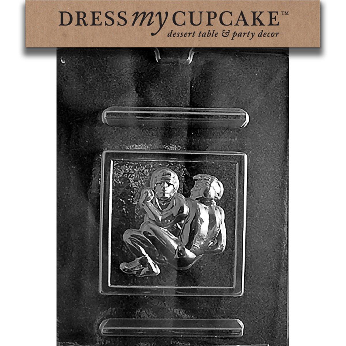 Dress My Cupcake Chocolate Candy Mold, Wrestling
