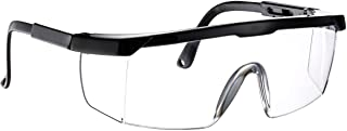 NoCry Protective Safety Glasses with Anti Fog Coating, Tough and Clear, ANSI Z87.1 Rated, Scratch Resistant Lenses, Light,...