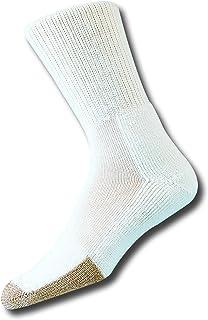 Tennis Calcetines de Tenis (Talla M), Color Blanco para Hombre