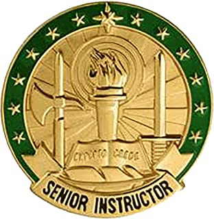 Best army senior instructor badge Reviews