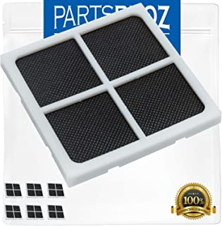 LT120F Air Filter (6-Pack) by PartsBroz - Compatible with LG Refrigerators - Replaces ADQ73214404, AP5629741, ADQ73214402, 2308805, ADQ73214406, PS3654115