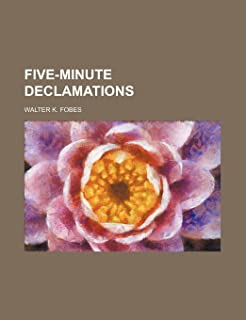 Five-Minute Declamations