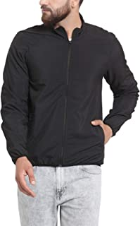 Scott International I-DRY Mens Ultra Light weight Wind Cheater Jacket - Black