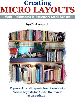 micro layouts for model railroads