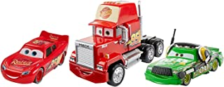 DISNEY CARS FBG38 Cars 3 Character Die Cast 3-pack Assorted
