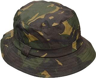 Men's Wax Bush Bucket Fishing Country Waxed Hat
