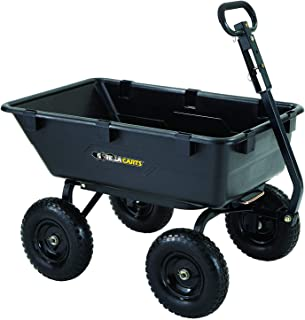 Best lawn utility cart Reviews
