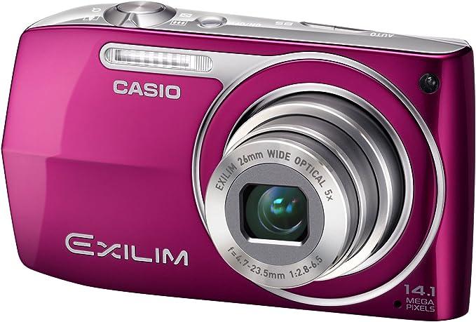 Casio Exilim Ex Z2000 Digitalkamera 14 Megapixel 5 Fach Opt Zoom 7 6 Cm 3 Zoll