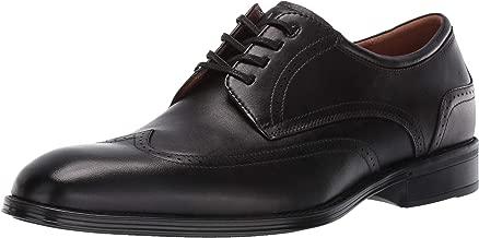 Florsheim Men's Allis Comfortech Wingtip Oxford Dress Shoe
