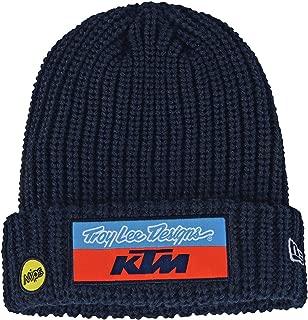 Troy Lee Designs Men's 2018 KTM Team Beanie Hats