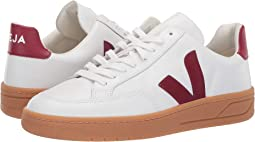 Extra White/Marsala/Natural/Sole Leather