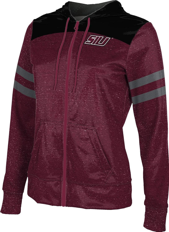 ProSphere Southern Illinois University Girls' Zipper Hoodie, School Spirit Sweatshirt (Gameday)