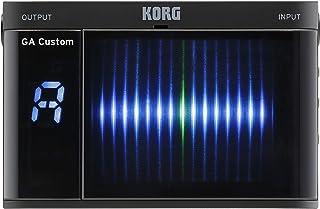 KORG GA-CS Custom Shop Chromatic Compact Tuner with 3D Visual Meter