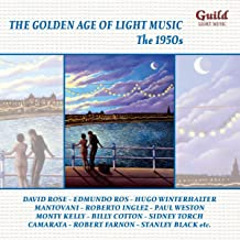 Golden Age of Light Music the 1950s / Various