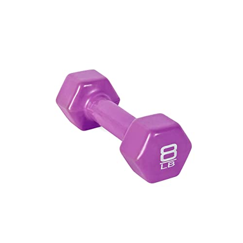 CAP Barbell Vinyl Dipped Dumbbell Weights