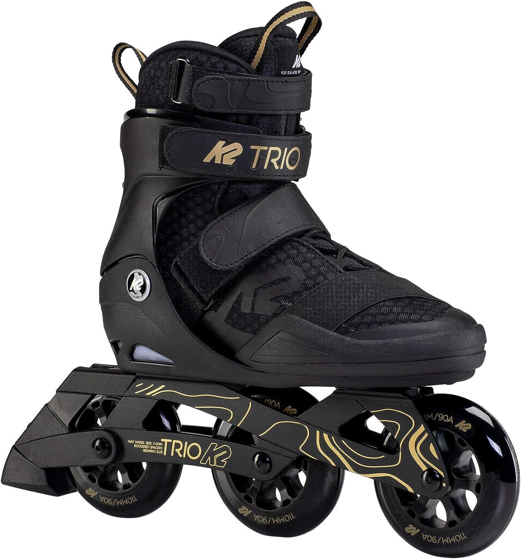 K2 Trio 買い物 110 Mens Urban Inline Skates 激安格安割引情報満載