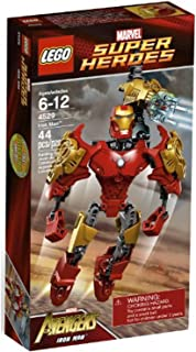 Best lego marvel superheroes iron man 4529 Reviews