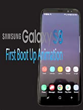 Clip: Samsung Galaxy S8 First Boot Up Animation