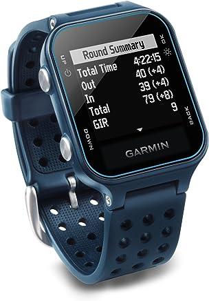 Garmin Approach S20 Golf Watch, Midnight Teal