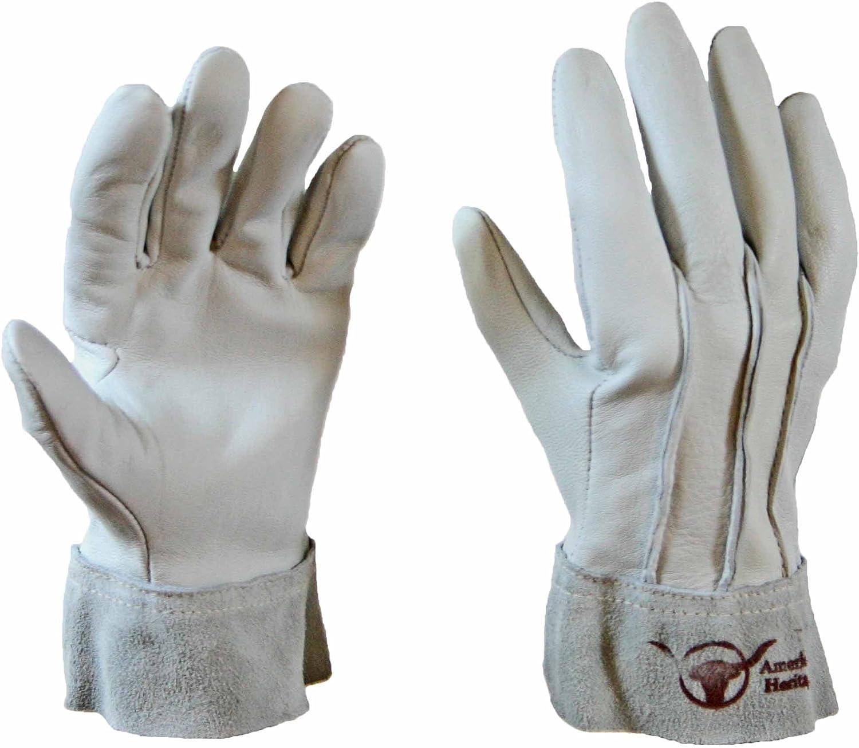Perfect Gardener Elegant Goatskin Gloves Gardening Popular standard