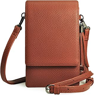 Small Crossbody Bag Cell Phone Purse Wallet Lightweight Roomy Travel Passport Bag Crossbody Handbags for Women