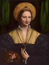 Bernardino Luini Portrait of a Lady 1525 National Gallery of Art - Washington DC 30