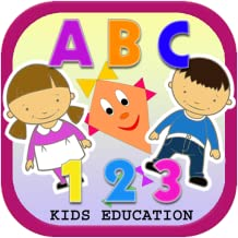 Alphabets & Numbers for Kids helps to learn English alphabets in a easy way.