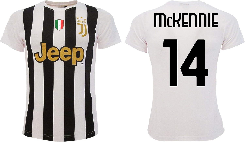 Maglia McKennie bianconera Ufficiale 2021 Weston 14 Stagione 2020 ...