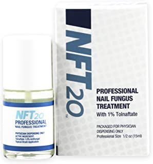 NFT20 Nail Fungus Treatment with Tolnaftate, 0.5 OZ (15 ML)