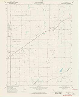 YellowMaps Clay CA topo map, 1:24000 Scale, 7.5 X 7.5 Minute, Historical, 1968, Updated 1972, 27.2 x 22.3 in