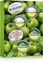 DKNY Be delicious & Be desired for Women (Pack of 4)