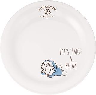「 ドラえもん 」 Joyful Time プレート 皿 直径16.5cm 白 105153