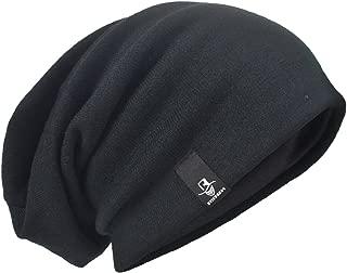 Men's Slouch Slouchy Beanie Oversize Summer Winter Skull Cap N010