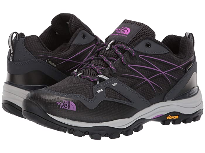 Hedgehog Fastpack GTX(r) Ebony Grey/Purple Cactus Flower