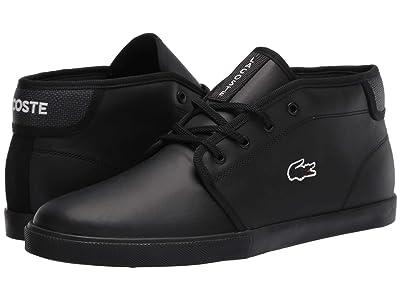 Lacoste Ampthill 120 2 (Black/Black) Men