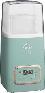 シービージャパン ヨーグルトメーカー ターコイズブルー 20レシピ付き comtool