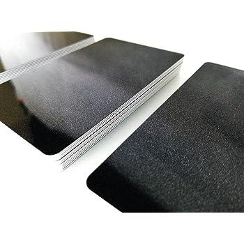 Plastikkarten HELLBLAU1-500 StückPremium Qualität aus Deutschland