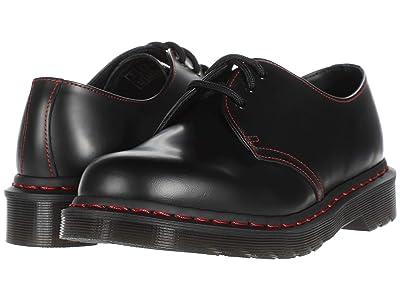 Dr. Martens 1461 RS (Black) Shoes