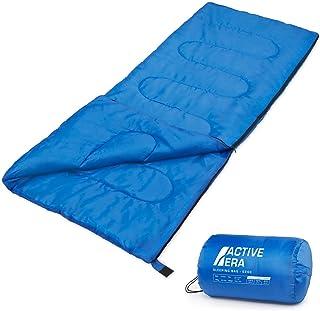 Active Era Saco de Dormir Premium 200, de Forma Rectangular