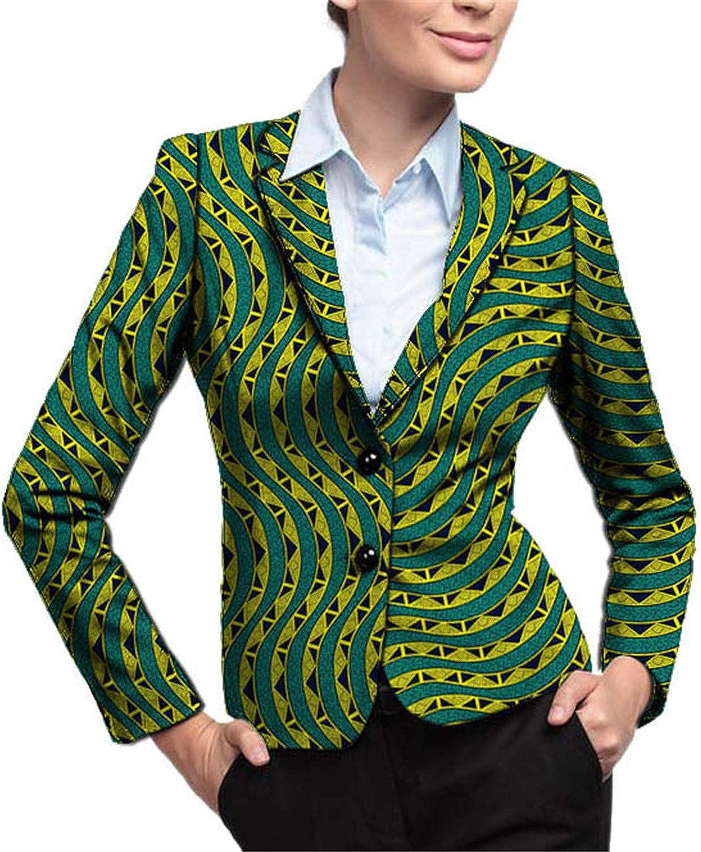 Nerefy Print Women Suit Jackets Outfit Blazers Wedding Wear Blazer