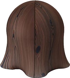 SPICE ジェリーフィッシュチェア ウッドグレイン ブラウン サイズ:約W47 D47 H51 WKC106WBR