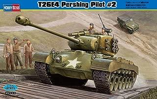 Hobby Boss T26E4 Pershing Pilot #2 Vehicle Model Building Kit
