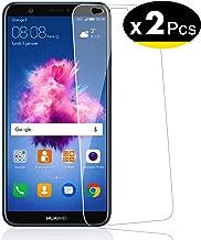 NEW'C Pellicola Protettiva in Vetro Temperato per Huawei P Smart - Pacco da 2 Pezzi