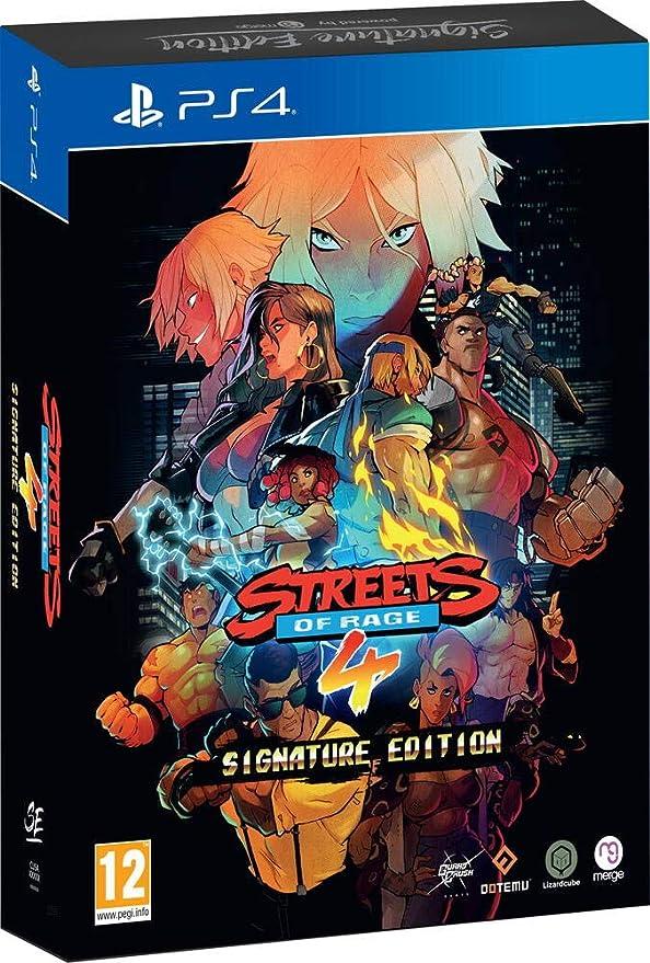 Streets of Rage 4 - Signature Edition