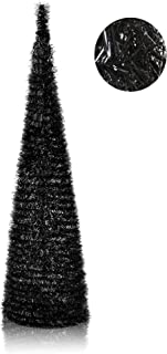 Best christmas tree black and white Reviews