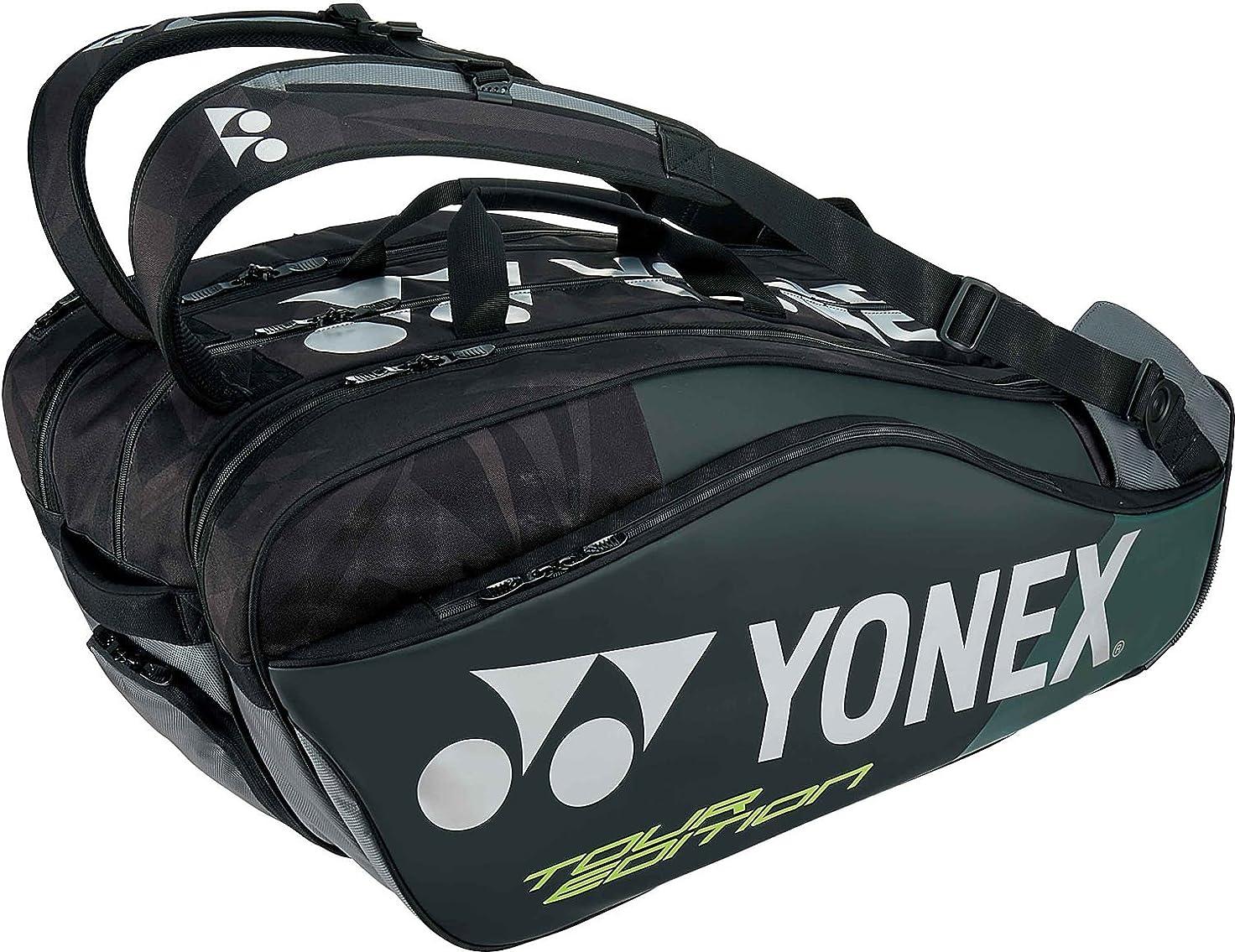展示会たぶん見込みヨネックス(YONEX) テニス バッグ ラケットバッグ9 (リュック付き?テニスラケット9本用) BAG1802N