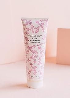 LOLLIA Relax Perfumed Shower Gel, 8 Fl Oz
